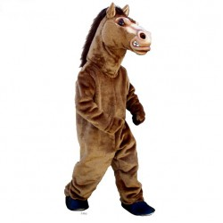 Fierce Stallion Mascot Costume 431