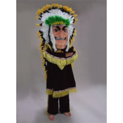 Chief Mascot Costume 44229-U