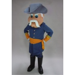 Rebel Mascot Costume 44252-U