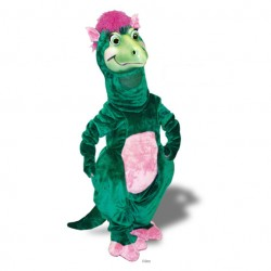 Misty Dragon Mascot Costume 446