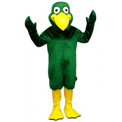 Greenie Bird Mascot Costume 451-Z
