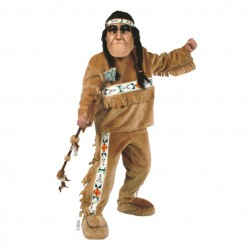 Native American Mascot Costume 604