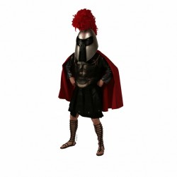 Warrior Mascot Costume 627