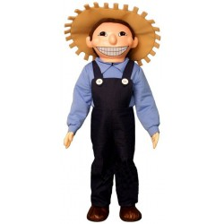Farm Boy Mascot Costume 62DD-Z