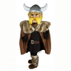 Thor the Giant Viking Mascot Costume 661