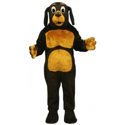 Dobie Dog Mascot Costume 890-Z