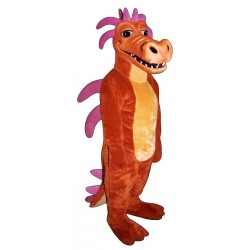 Duncan Dragon Mascot Costume 912-Z