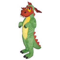 Rufus Dragon Mascot Costume 915-Z