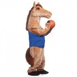 Mustang (shirt not included) Mascot Costume 93