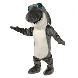 Johnny Jaws Mascot Costume 96