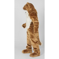 Power Real Cat Cougar Mascot Costume 701M