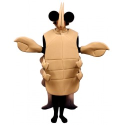Crayfish (Bodysuit not Included) Mascot Costume FC104-Z
