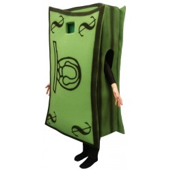 Stack O Money (Bodysuit not included) Mascot Costume FC120-Z