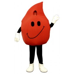 Ketchup Drop (Bodysuit not Included) Mascot Costume FC135-Z