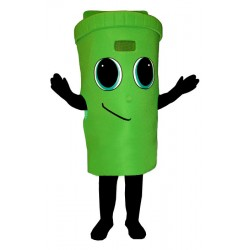 Boy Recycle Can (Bodysuit not Included) Mascot Costume FC156-Z