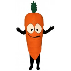 Bug Eyed Carrot (Bodysuit not included) Mascot Costume FC17-Z