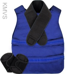 KMVS Kool Max Poncho Vest Cooling Kit