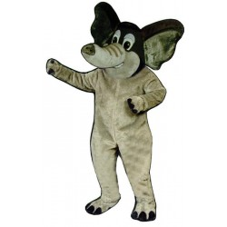 Fighting Elephant Mascot Costume MM34-Z