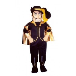 Musketeer Mascot Costume MM50-Z