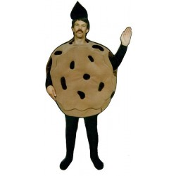 Cookie Mascot Costume  (Bodysuit not included) PP38-Z