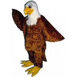 Friendly Eagle Mascot Costume 1007-Z