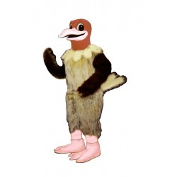 Billy Buzzard  Mascot Costume 1013-Z
