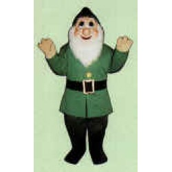 Christmas Elf Mascot Costume 1202DD-Z