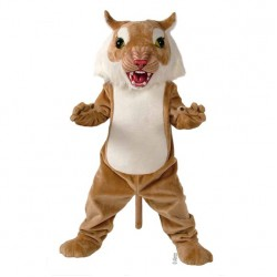Wildcat Mascot Costume 123
