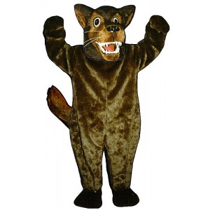 Mean Wolf Mascot Costume 1310-Z
