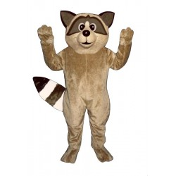 Cute Raccoon Mascot Costume 1311-Z