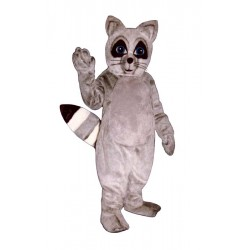 Raccoon Mascot Costume 1317-Z