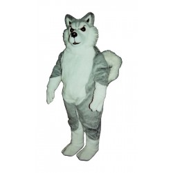 Willy Wolf Mascot Costume 1337-Z