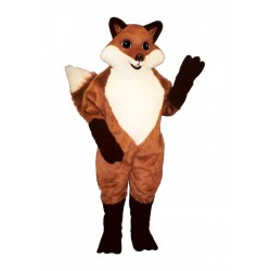 English Fox Mascot Costume 1346-Z