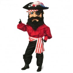 Pirate  Mascot Costume 135