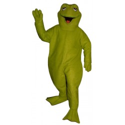 Sleepy-Frog Mascot Costume 1405-Z