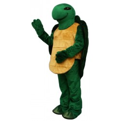 Pond Turtle  Mascot Costume 147-Z