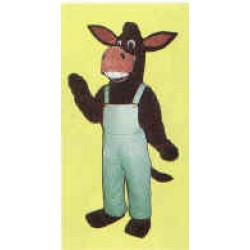 Laughing Donkey Mascot Costume 1508A-Z
