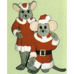 Chris Mouse Mascot Costume 1805CDD-Z