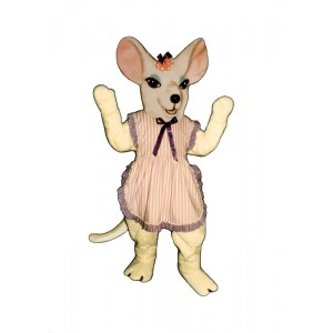 Miss Mouse Mascot Costume 1816A-Z