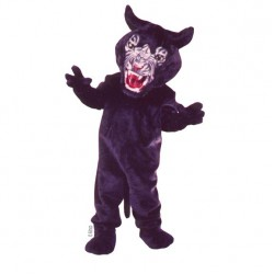 Super Panther Mascot Costume 195