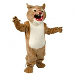 Super Cougar Mascot Costume 199