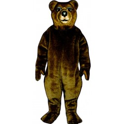 Mrs. Brown Bear Mascot Costume 203G-Z