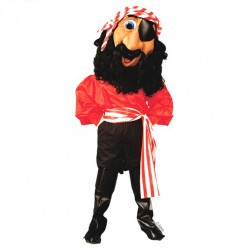 Billy Bones Mascot Costume 204