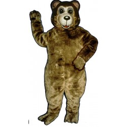 Billie Bear Mascot Costume 205-Z