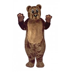 Baby Bear Mascot Costume 212-Z