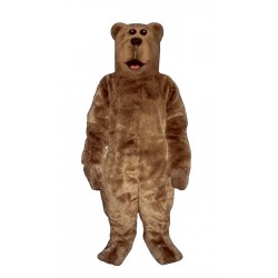 Willy Bear Mascot Costume 216-Z