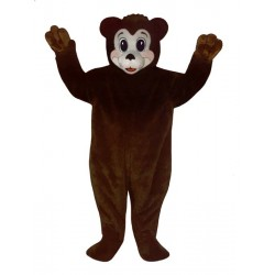 Bobbie Bear Mascot Costume 219-Z