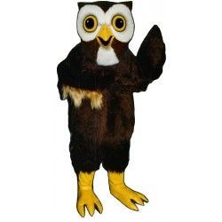 Night Owl Mascot Costume 2205-Z