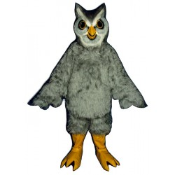 Grey Owl Mascot Costume 2207-Z