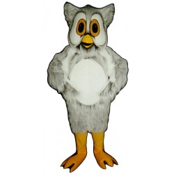 Spotted Owl Mascot Costume 2209-Z